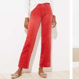 New with tags! Velvet high waisted wide leg pants
